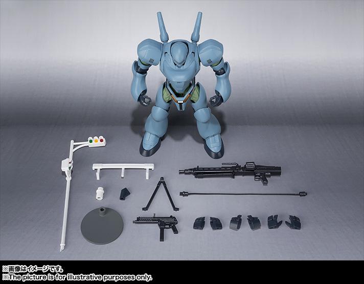 Patlabor - Robot Side Labor (Bandai) - Page 3 X3227