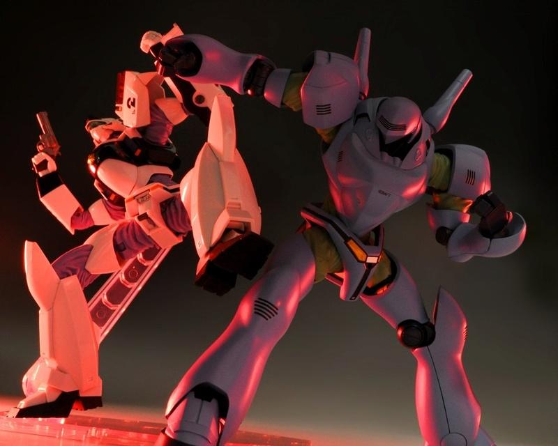 Patlabor - Robot Side Labor (Bandai) - Page 3 X323