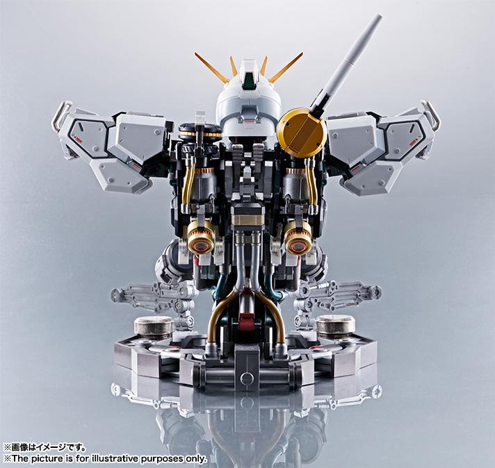 Nu Gundam Bust Display (Formania EX / Bandai) X330