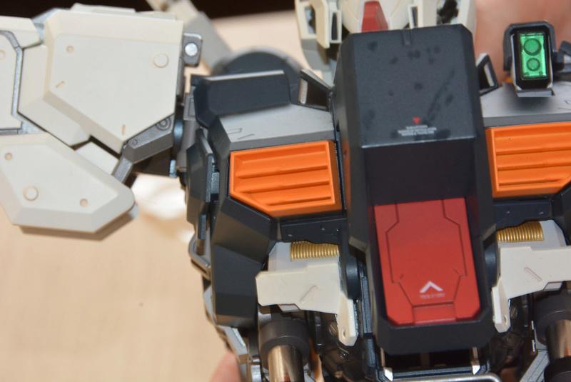 Nu Gundam Bust Display (Formania EX / Bandai) X4024