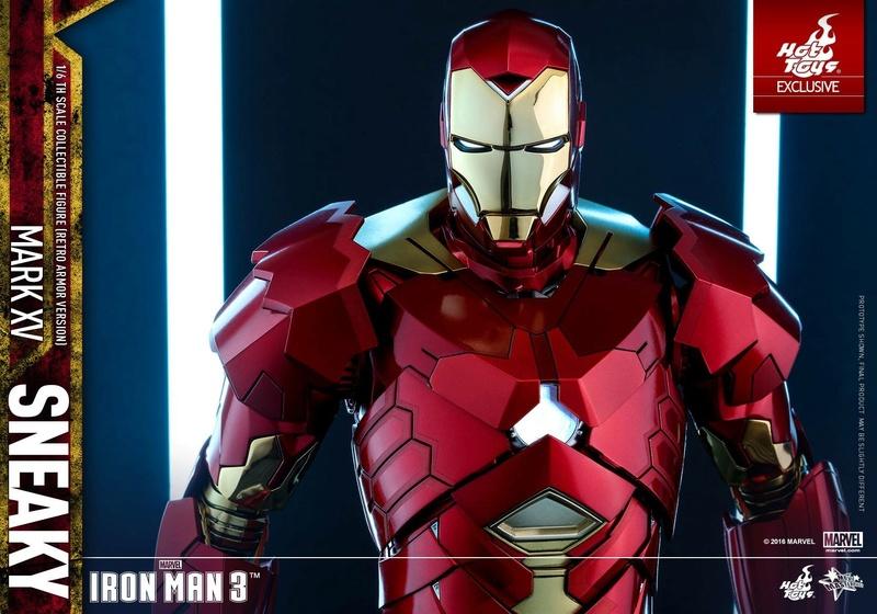 Iron Man 3 (Hot Toys) X6124