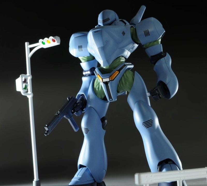 Patlabor - Robot Side Labor (Bandai) - Page 3 X623