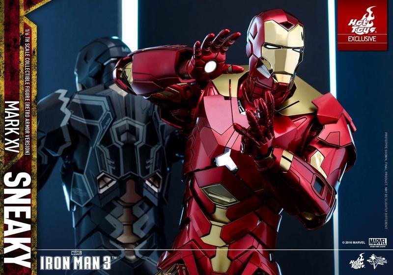 Iron Man 3 (Hot Toys) X6523