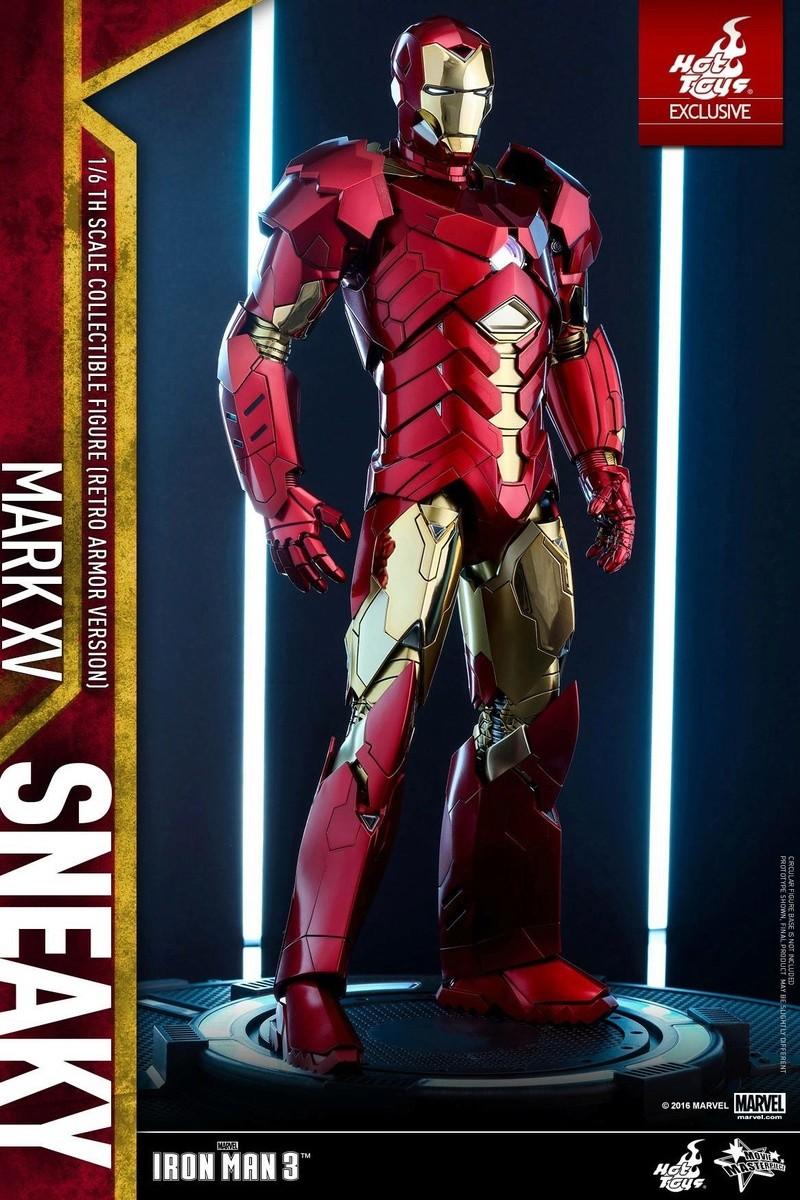 Iron Man 3 (Hot Toys) X6622