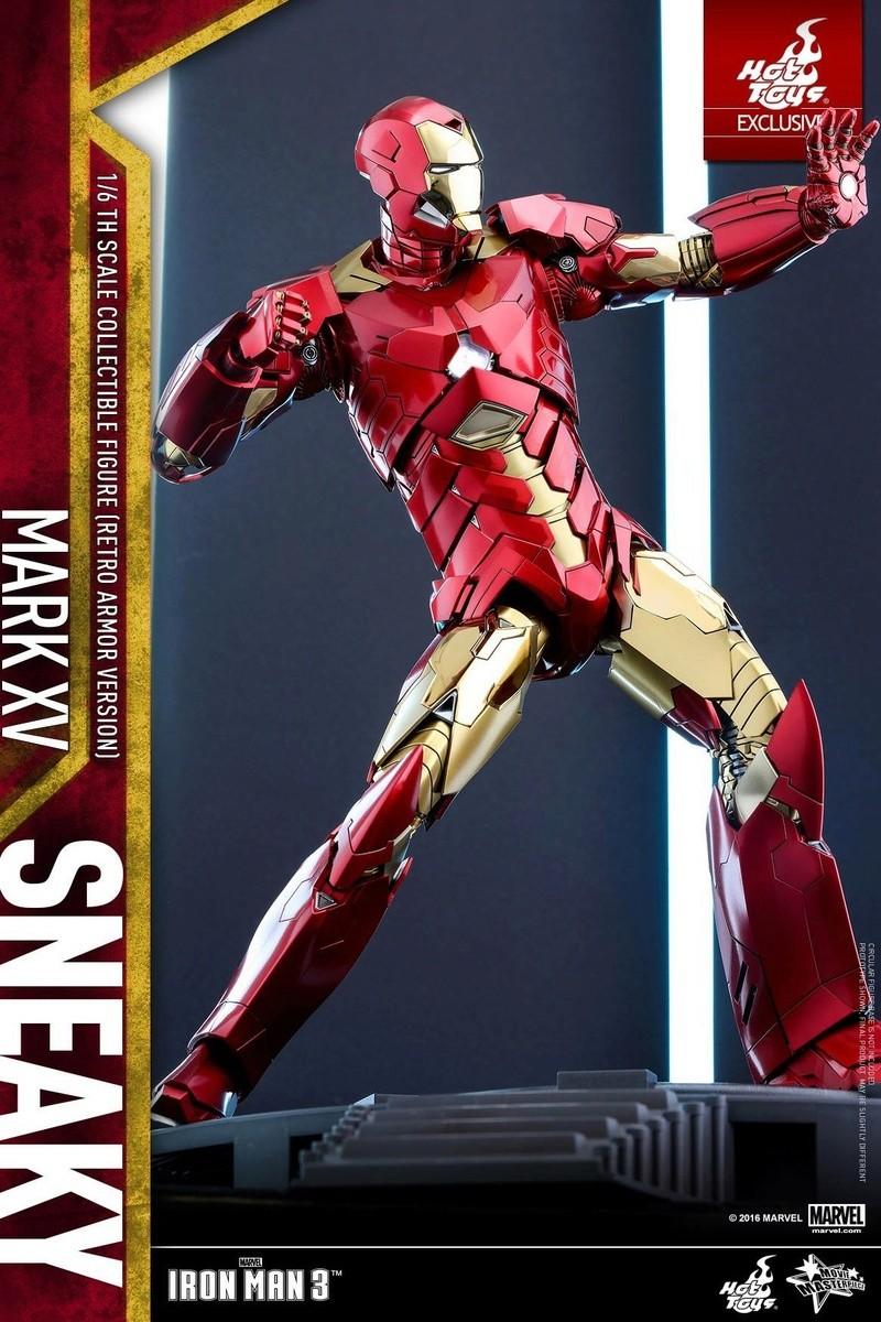 Iron Man 3 (Hot Toys) X6723