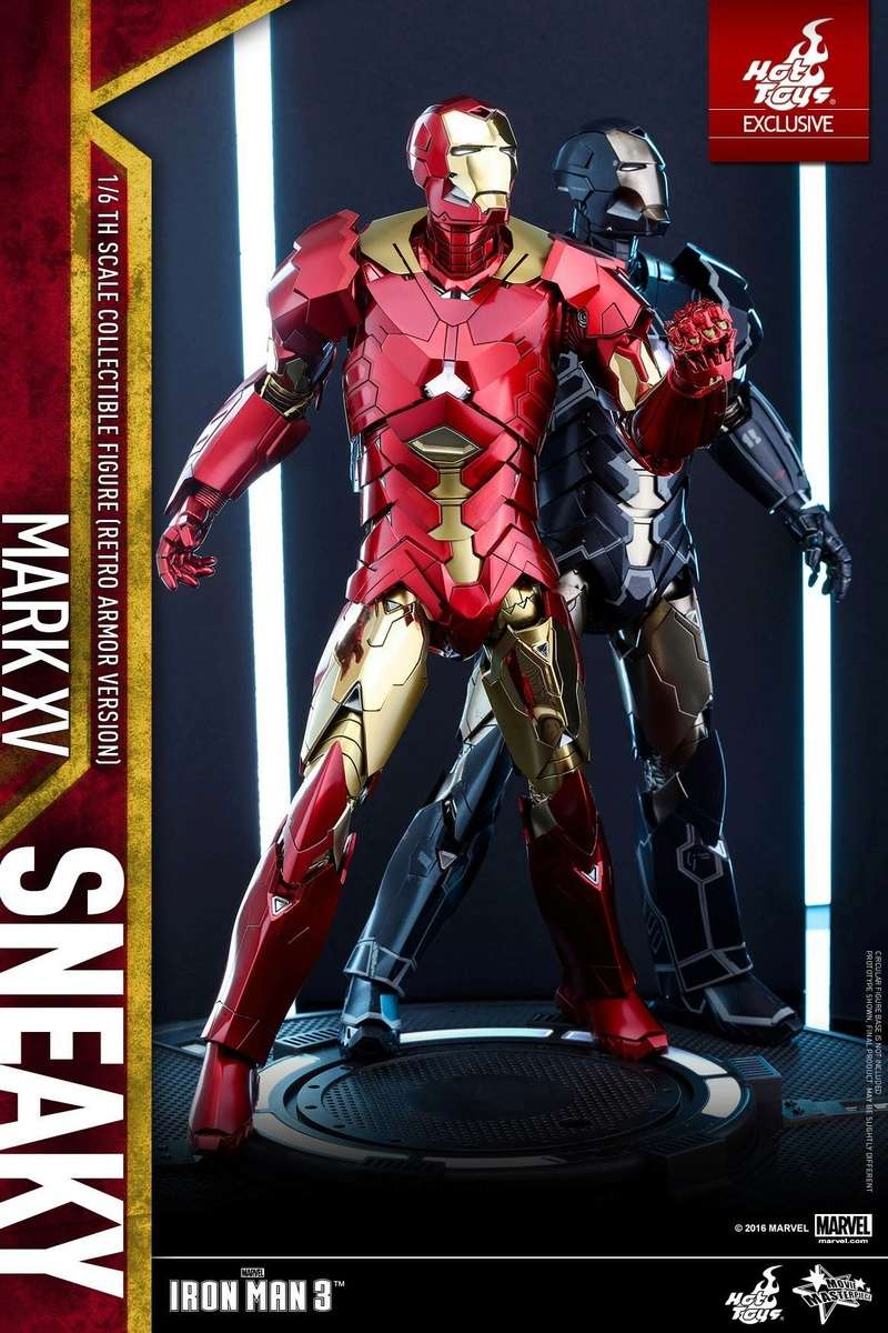 Iron Man 3 (Hot Toys) X6821