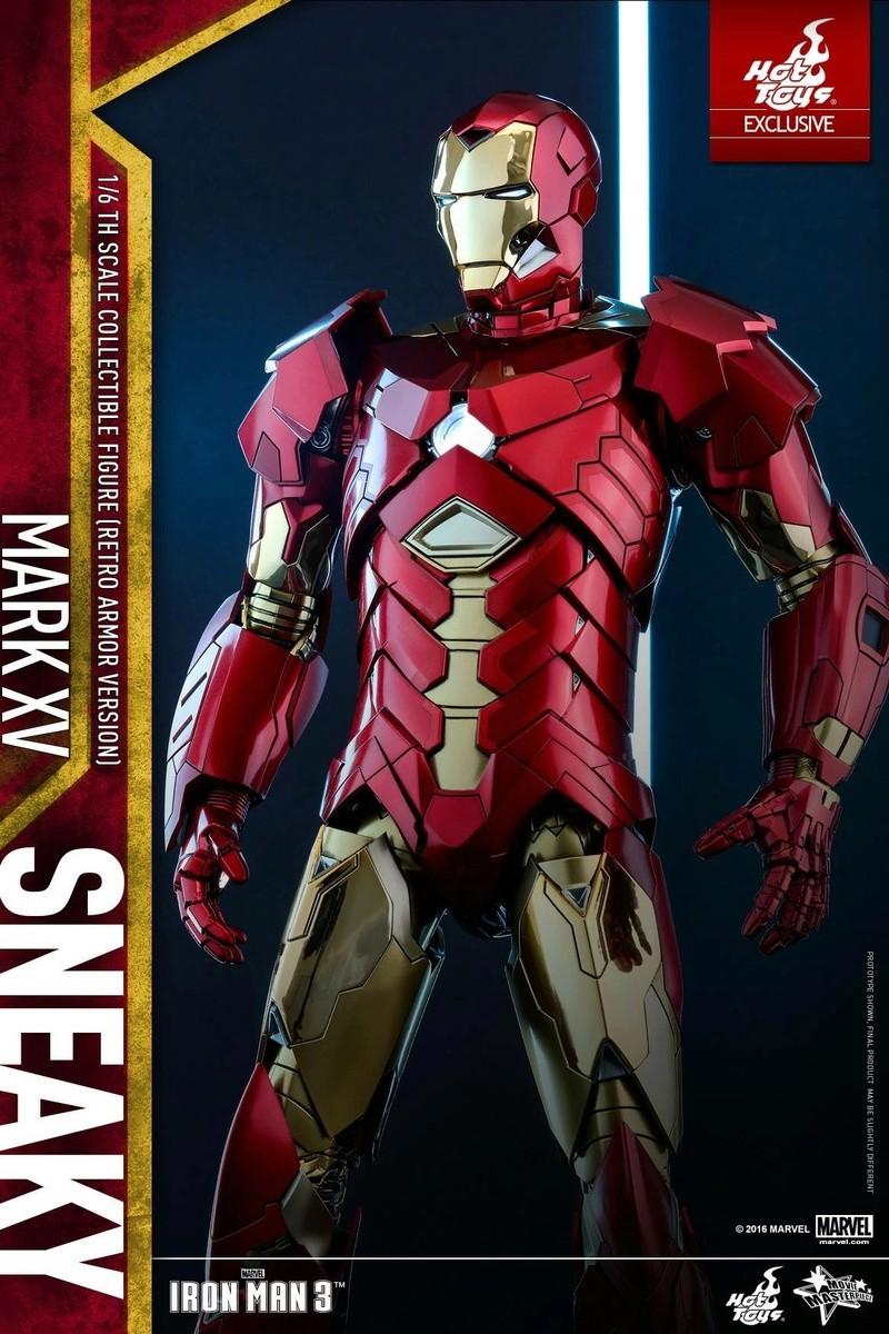 Iron Man 3 (Hot Toys) X7023