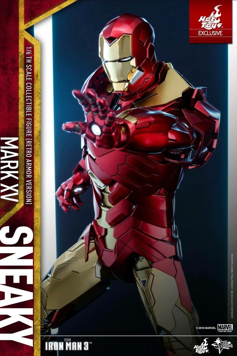 Iron Man 3 (Hot Toys) X7123