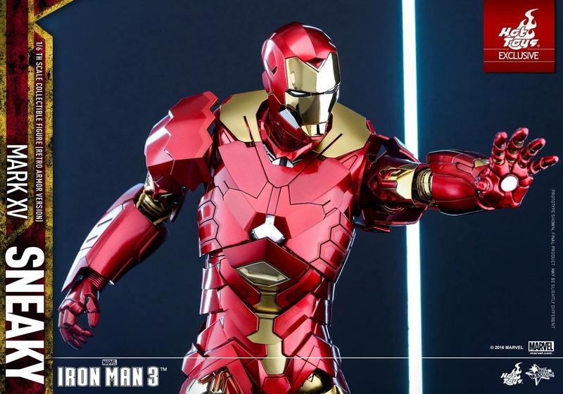 Iron Man 3 (Hot Toys) X7221