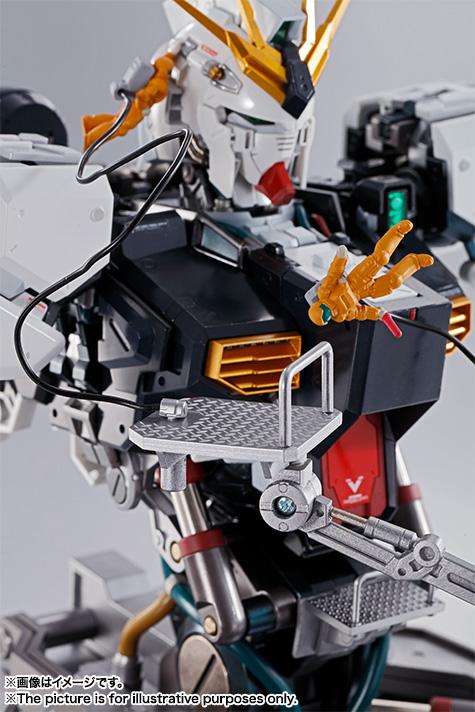 Nu Gundam Bust Display (Formania EX / Bandai) X729