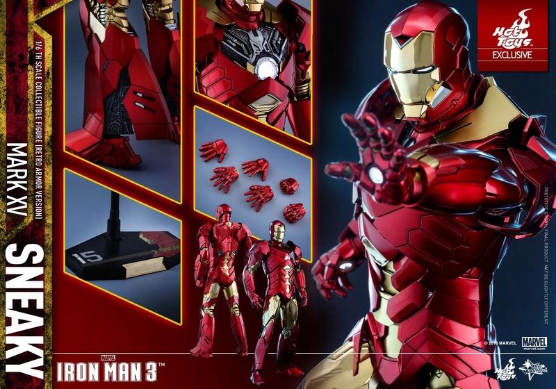 Iron Man 3 (Hot Toys) X7320