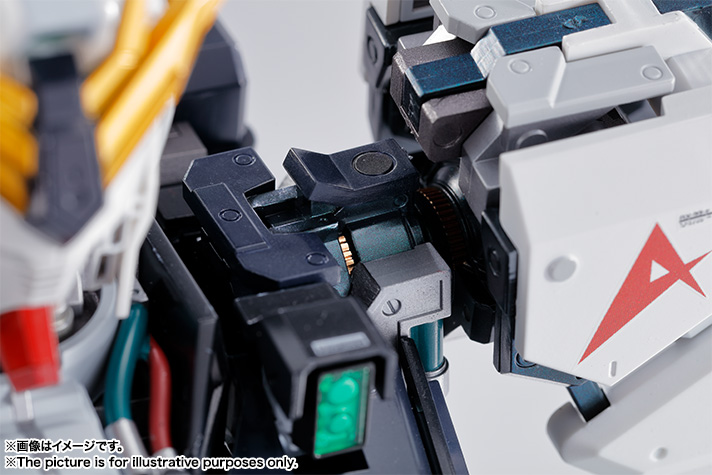Nu Gundam Bust Display (Formania EX / Bandai) X829