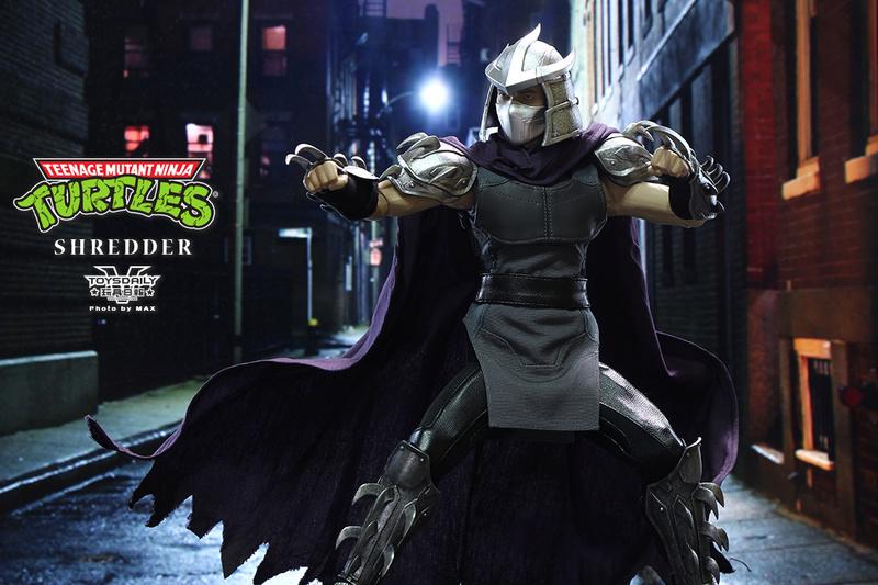 Teenage Mutant Ninja Turtles 1/6 - Tortues Ninja (DreamEX) X919