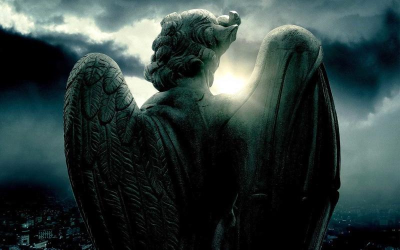 """Manuscrits : """"Ou est le Dieu... ? """" Angels10"""