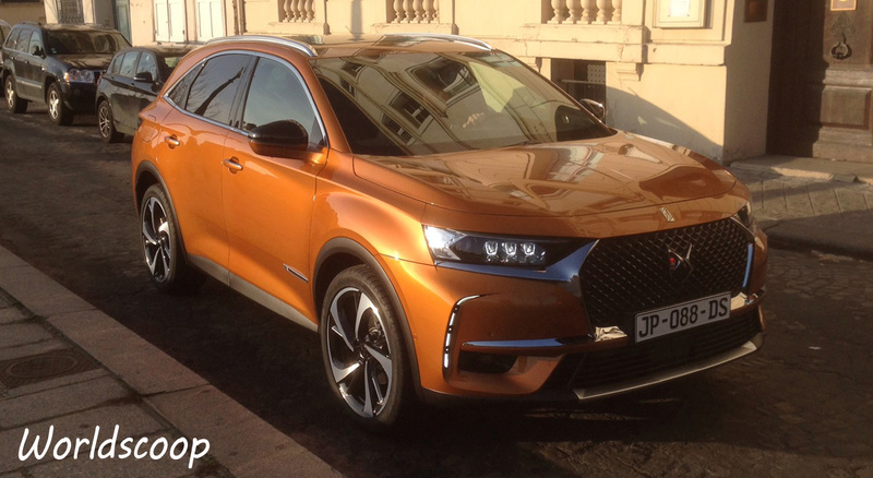 2018 - [DS Automobiles] DS 7 Crossback (X74) - Page 5 Img_9010