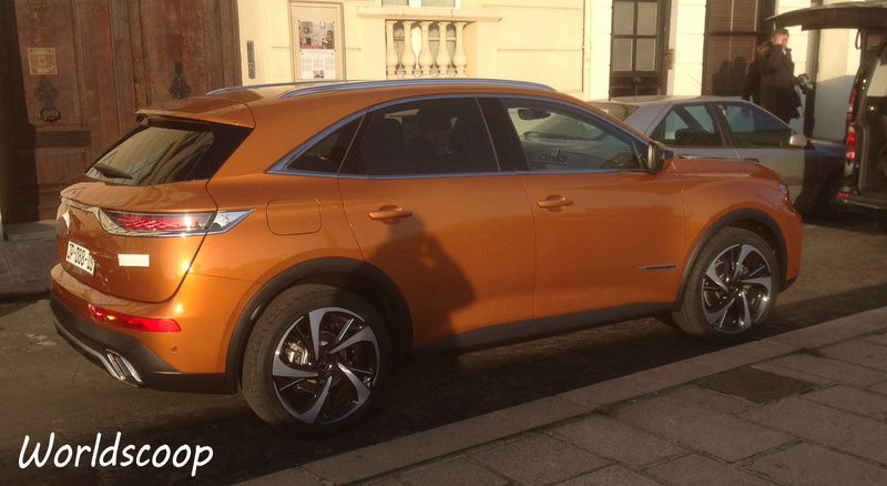 2018 - [DS Automobiles] DS 7 Crossback (X74) - Page 5 Img_9011
