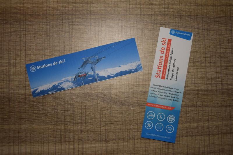 Marque pages Stations de ski Dsc_1218