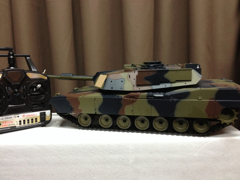New M1A2 Abrams Img_6212