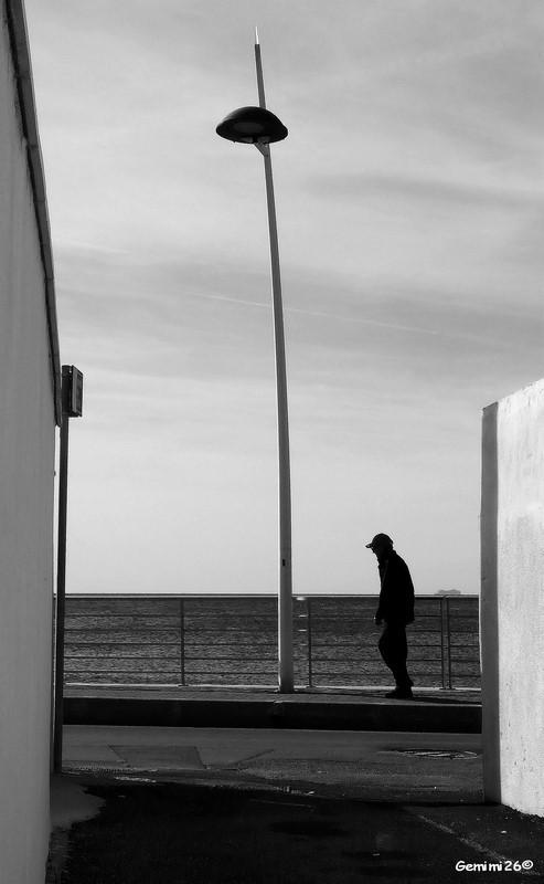 Côte Bleue en noir & blanc P1430512