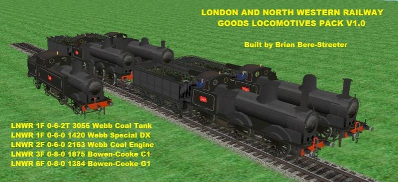 LNWR Stock Lnwr-g11