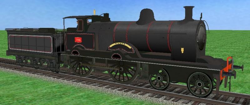LNWR Stock Lnwr_410