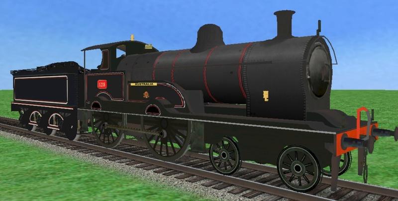 LNWR Stock Lnwr_411