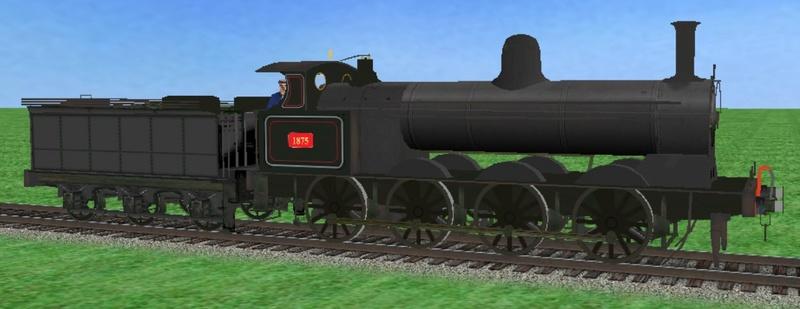 LNWR Stock Lnwr_c10