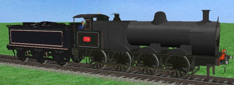 LNWR Stock Lnwr_s10