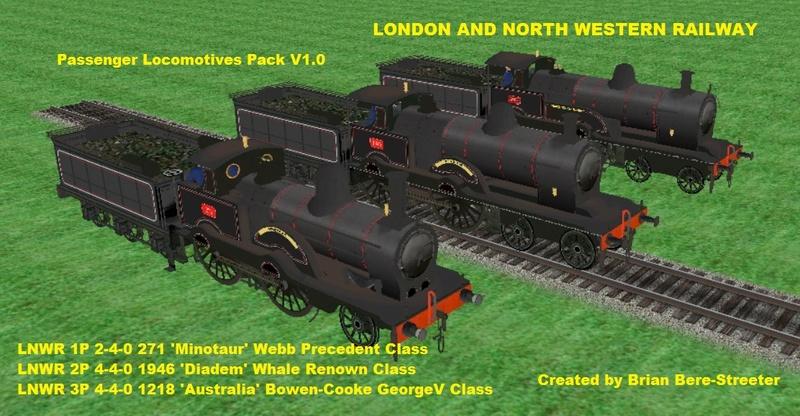 LNWR Stock Lnwrpa10