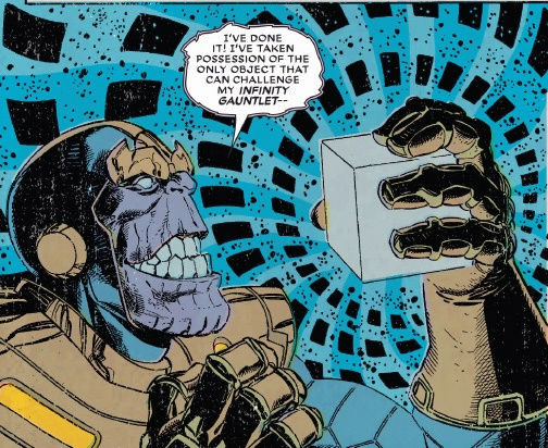 Why Cosmic Cubes are above The Infinity Gauntlet 16_1_210