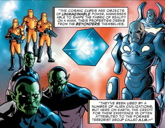 Why Cosmic Cubes are above The Infinity Gauntlet 16_410