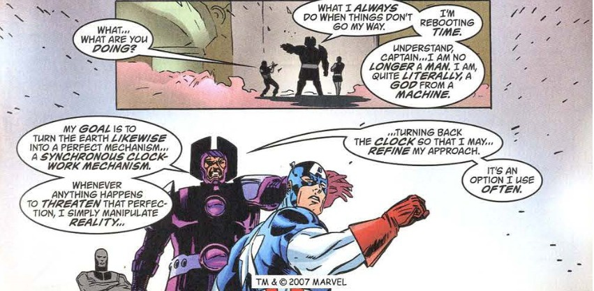 Why Cosmic Cubes are above The Infinity Gauntlet 16_610