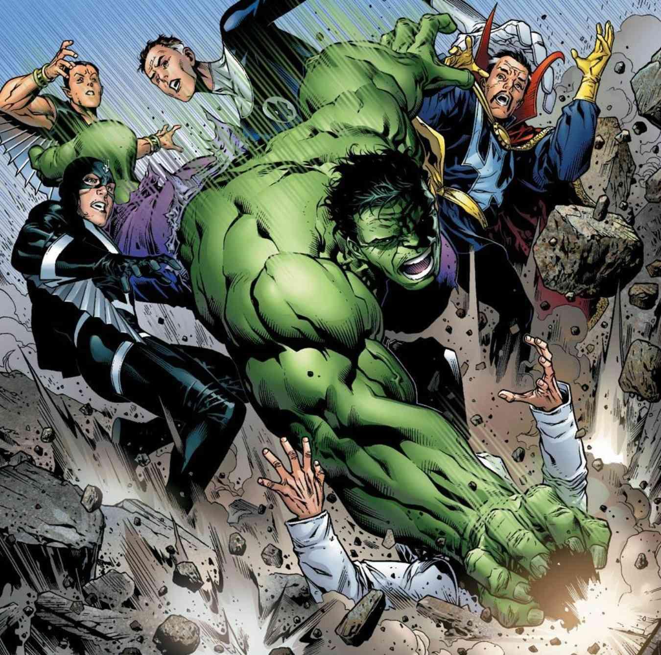 Debunk: Hulk beating Beyonder 31686010