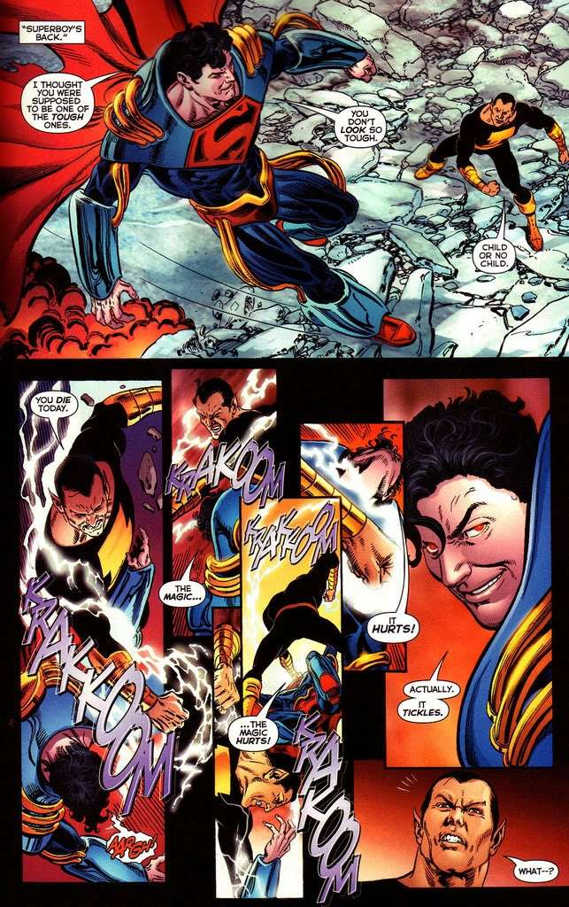 Superboy Prime Respect Thread Blacka10