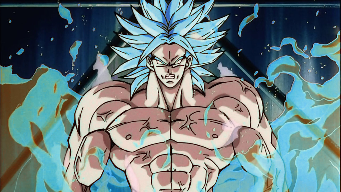 Broly in a New upcoming Dragon Ball Movie? Broly_10