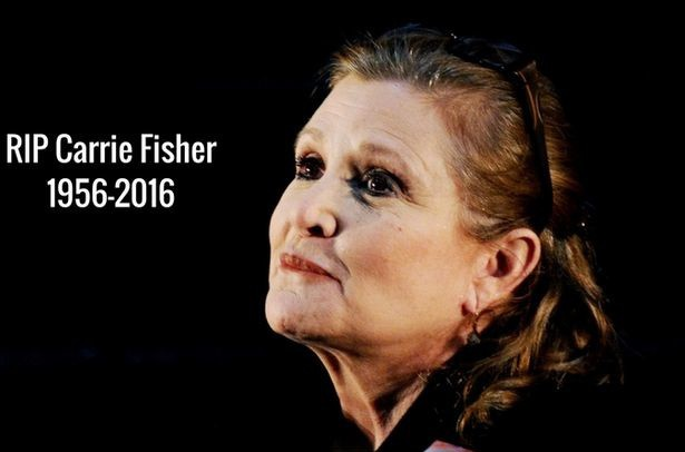RIP Carrie Fisher Ripcar10
