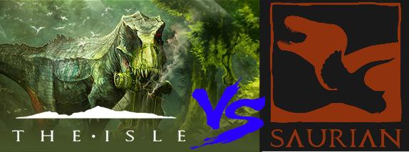 The Isle Vs Saurian Tsvs10