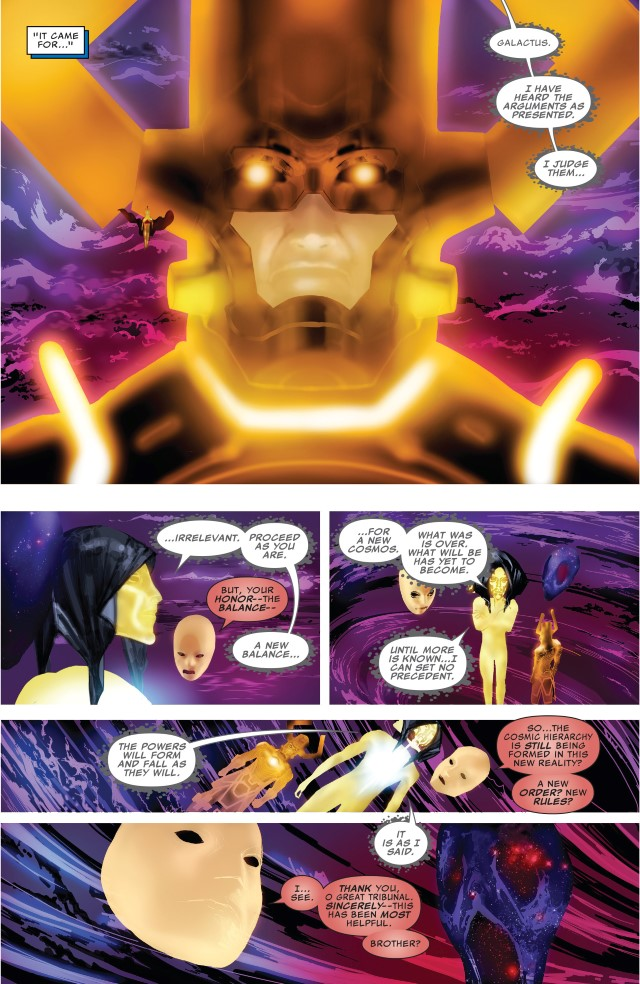 Death of the New The Living Tribunal Ultima14
