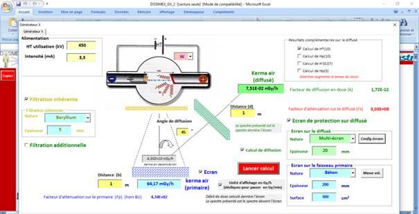 Radiologie industrielle et épaisseur de plomb Image011