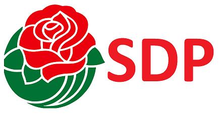 (SDP) Social Democratic Party Social14