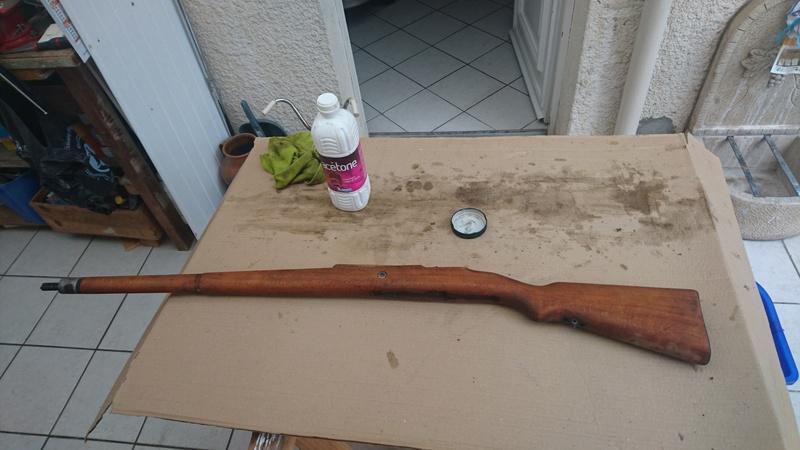 Restauration bois gewehr 98 Dsc_0425