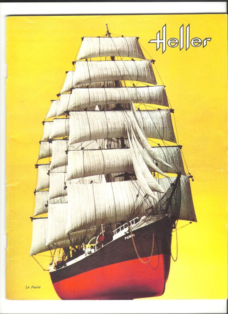 Cap-hornier PAMIR Réf L1200 1/150ème Helle121