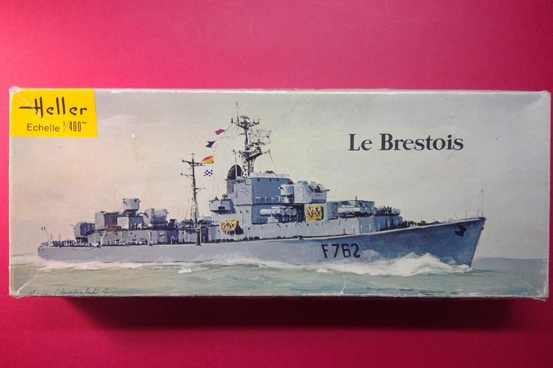 Aviso rapide  type E50 Le BRESTOIS 1/400ème Réf 547  Helle132