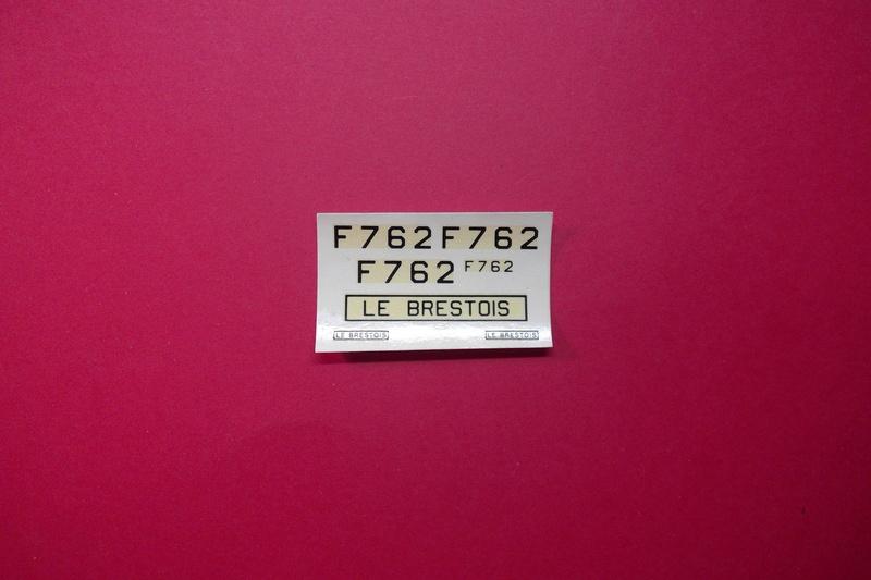 Aviso rapide  type E50 Le BRESTOIS 1/400ème Réf 547  Helle135