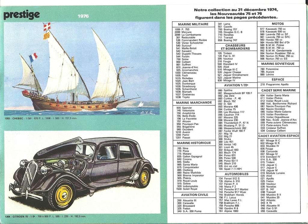 [1975-1976] Dépliant nouveautés 1975-1976 Helle720