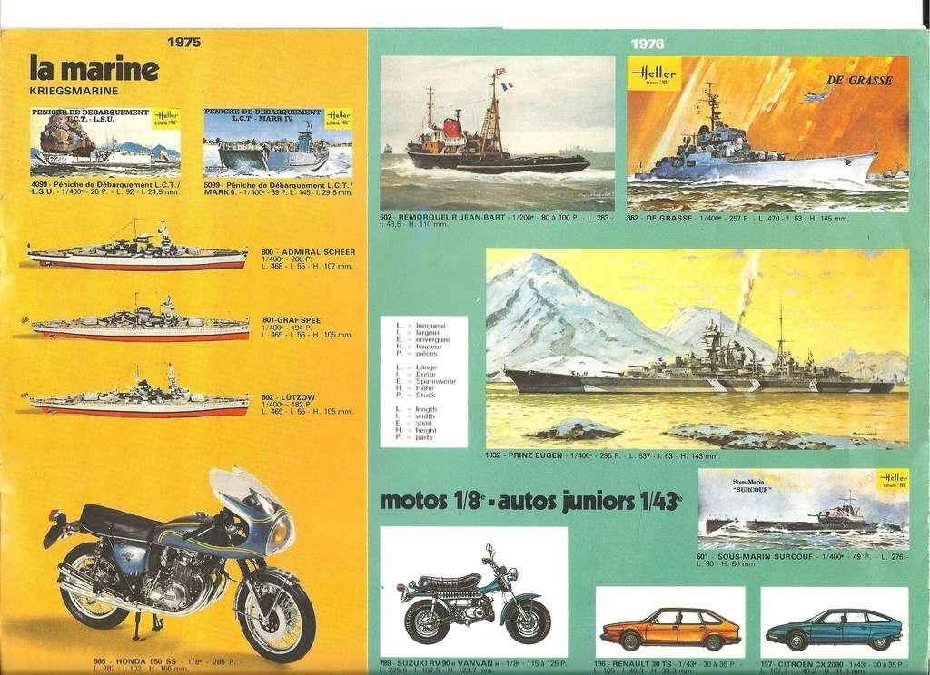 [1975-1976] Dépliant nouveautés 1975-1976 Helle722