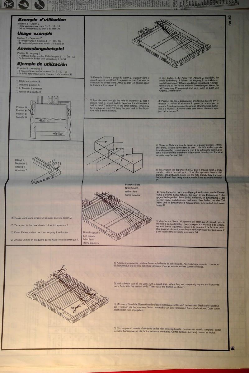 5 mats barque Le PREUSSEN 1/150ème Réf 813 Notice Heller73
