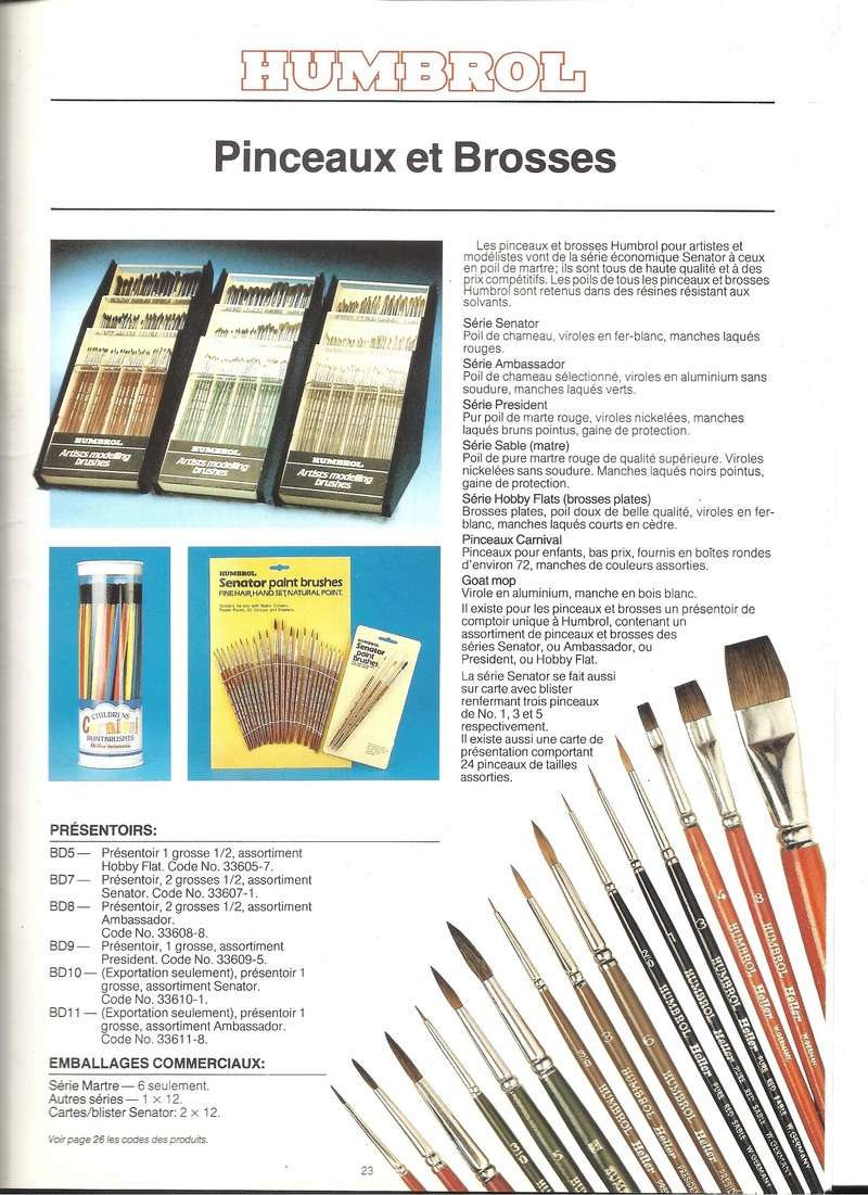 [HUMBROL 1980] Catalogue 1980  Humbro78