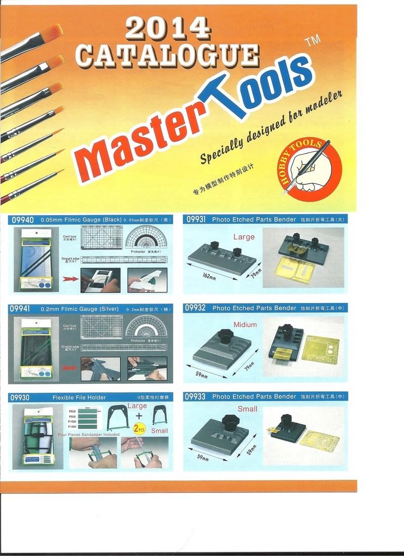 [MASTER TOOLS 2014] Catalogue 2014 Master10