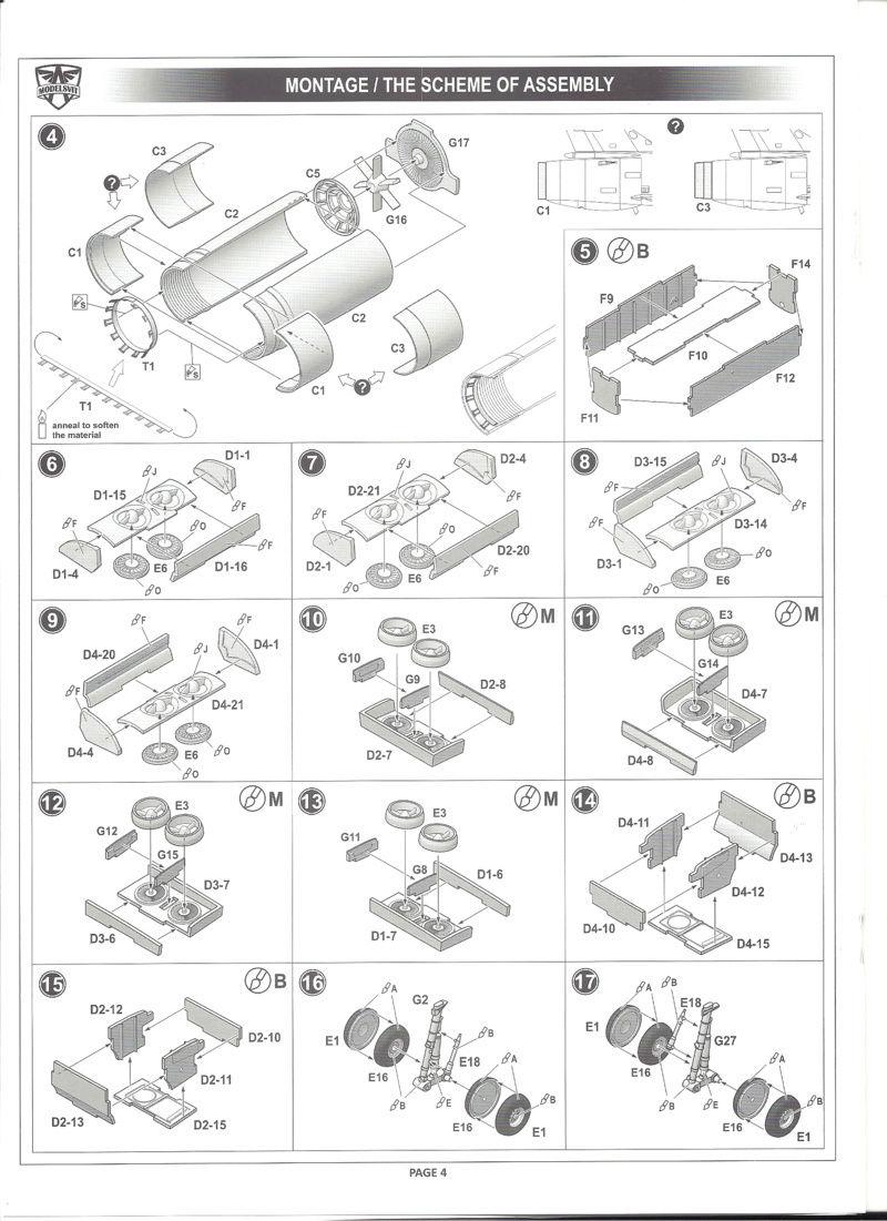 dassault mirage - [MODELSVIT] DASSAULT MIRAGE III V 02 1/72ème Réf 72034 Models19